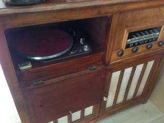 Mueble musica años 30
