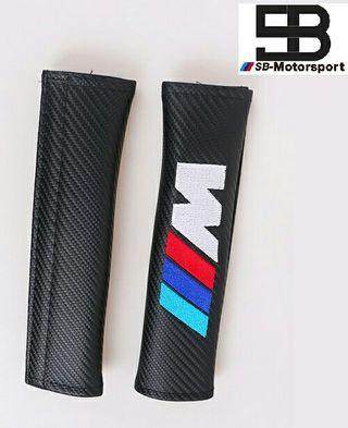 Pack 2und Cubre cinturon Carbono Pack M