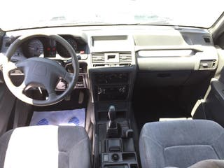 Mitsubishi Montero galloper 2002