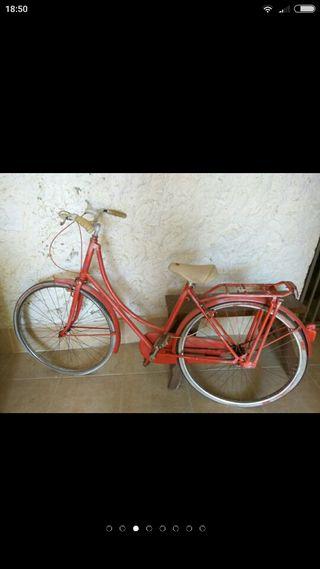 Bicicleta antigua, vintage