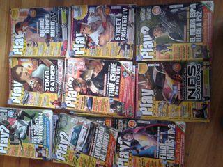 revistas play mania