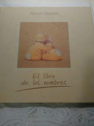El libro de los nombres libro, libros