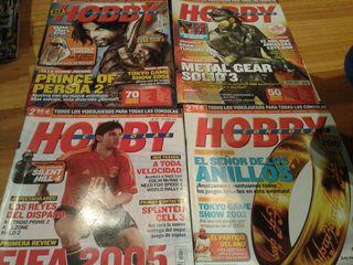 revistas hobby consolas