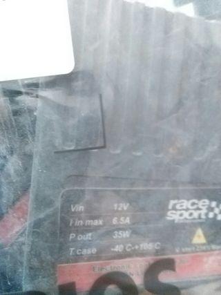 kit de luzes xenon xd para coche