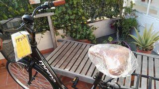 Bicicleta de aluminio MoMa nueva