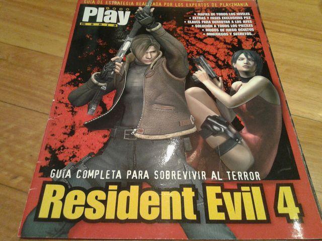 guia resident evil 4