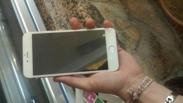 Iphone 7 plus gold rosa