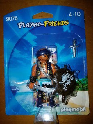 playmobil pirata con timón Ref 9075 nuevo