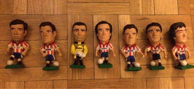 Jugadores Atletico de Madrid