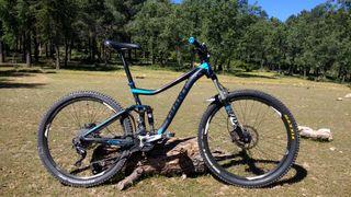 Bicicleta giant trance ltd 2 27,7
