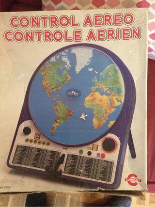 Control aereo CONGOST