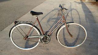Bicicleta de Señora