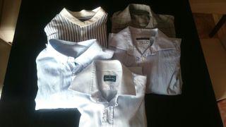 lote 5 camisas hombre