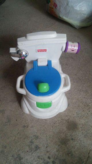 WC para nanos