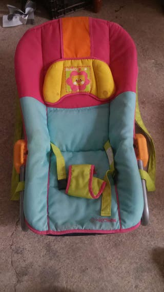 Hamaca y alfombra para bebes