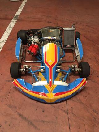 kart 125cc FA con marchas