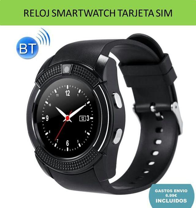 Reloj smartwatch inteligente