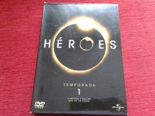 1° tempora heroes