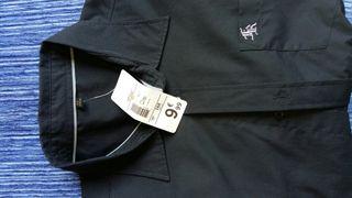 camisa musico negra