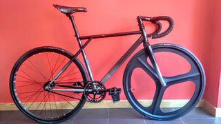 Bicicleta Fixie Poloandbike