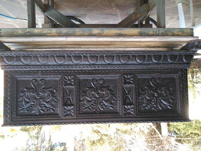 Mueble antiguo de segunda mano por 120 en caldes de montbui wallapop - Muebles antiguos segunda mano barcelona ...