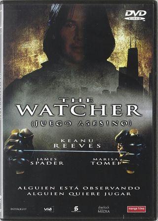 The watcher (Juego asesino) (DVD nuevo precintado)
