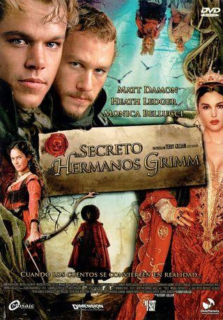 El secreto de los hermanos Grimm (DVD nuevo)