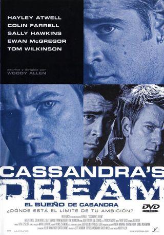 Cassandra's Dream (El Sueño de Casandra) DVD nuevo