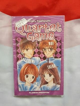 Quartet Game