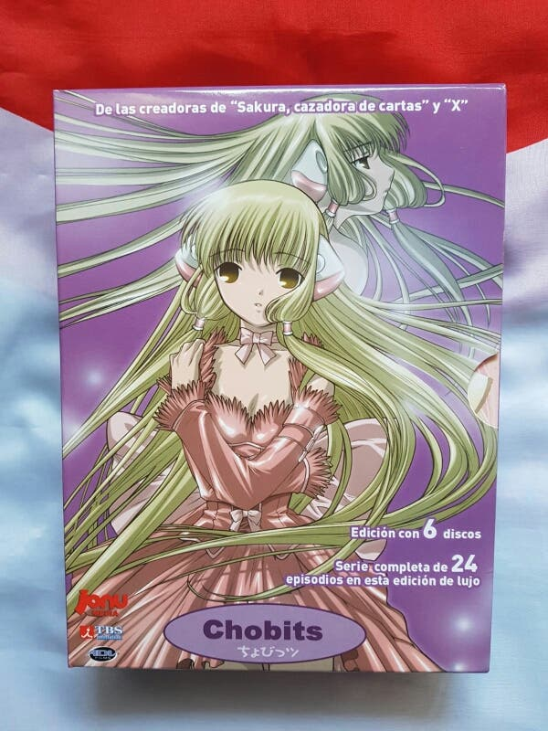Chobits Anime Completo