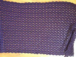 Foular crochet