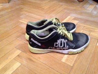 Zapatillas body combat