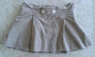 Faldas gocco niña