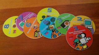 Colección Películas DVD en Euskara