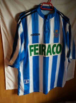 Camiseta del Deportivo de la Coruña talla XL