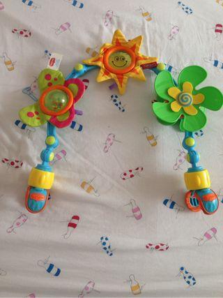 Arco de juegos para bebe
