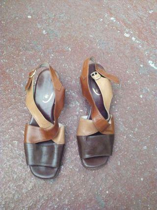 Zapatos piel