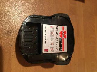 Bateria para taladro