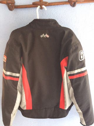 Vendo chaqueta de moto hombre