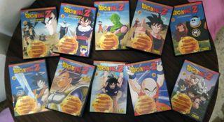 Coleccion 10 DVD Dragon Ball Z