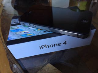 Iphone 4 16 Gb Libre