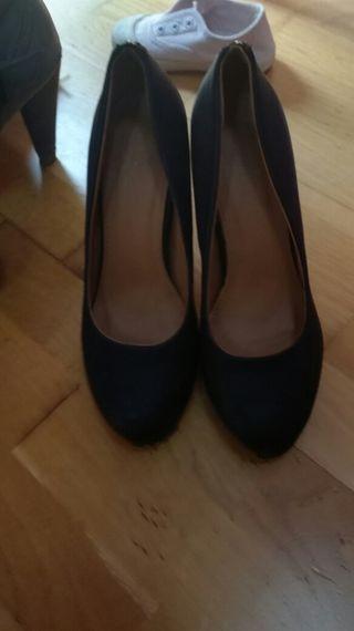 zapatos un uso numero 38