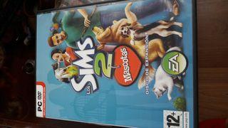 Los Sims 2PC Mascotas