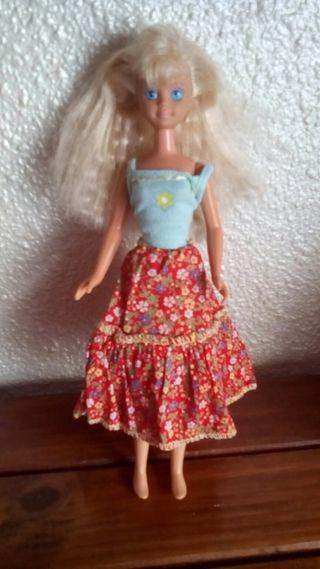 muñeca skipper barbie mattel