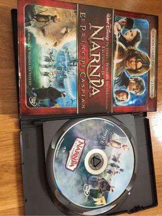 Dvd Las Cronicas de Narnia