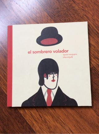"""Libro ilustrado """"El sombrero volador"""" NUEVO!"""