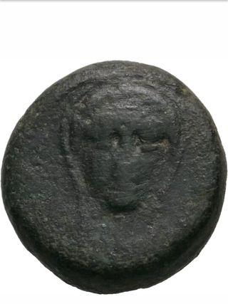 moneda antigua griega