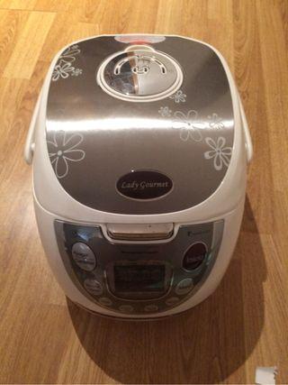 Wonderful Robot De Cocina Lady Gourmet ...