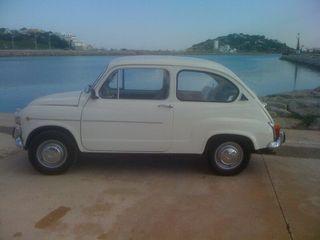 Seat 600 L año 1973