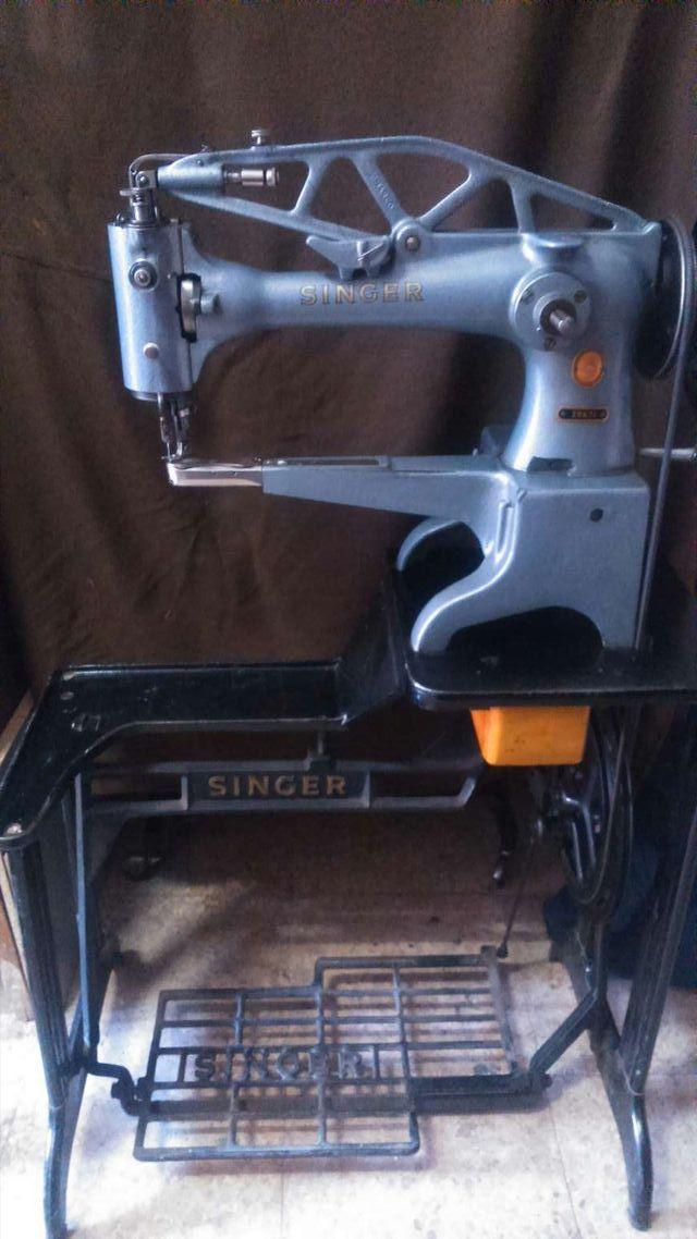 Máquina de coser de zapatero de segunda mano por 1.000